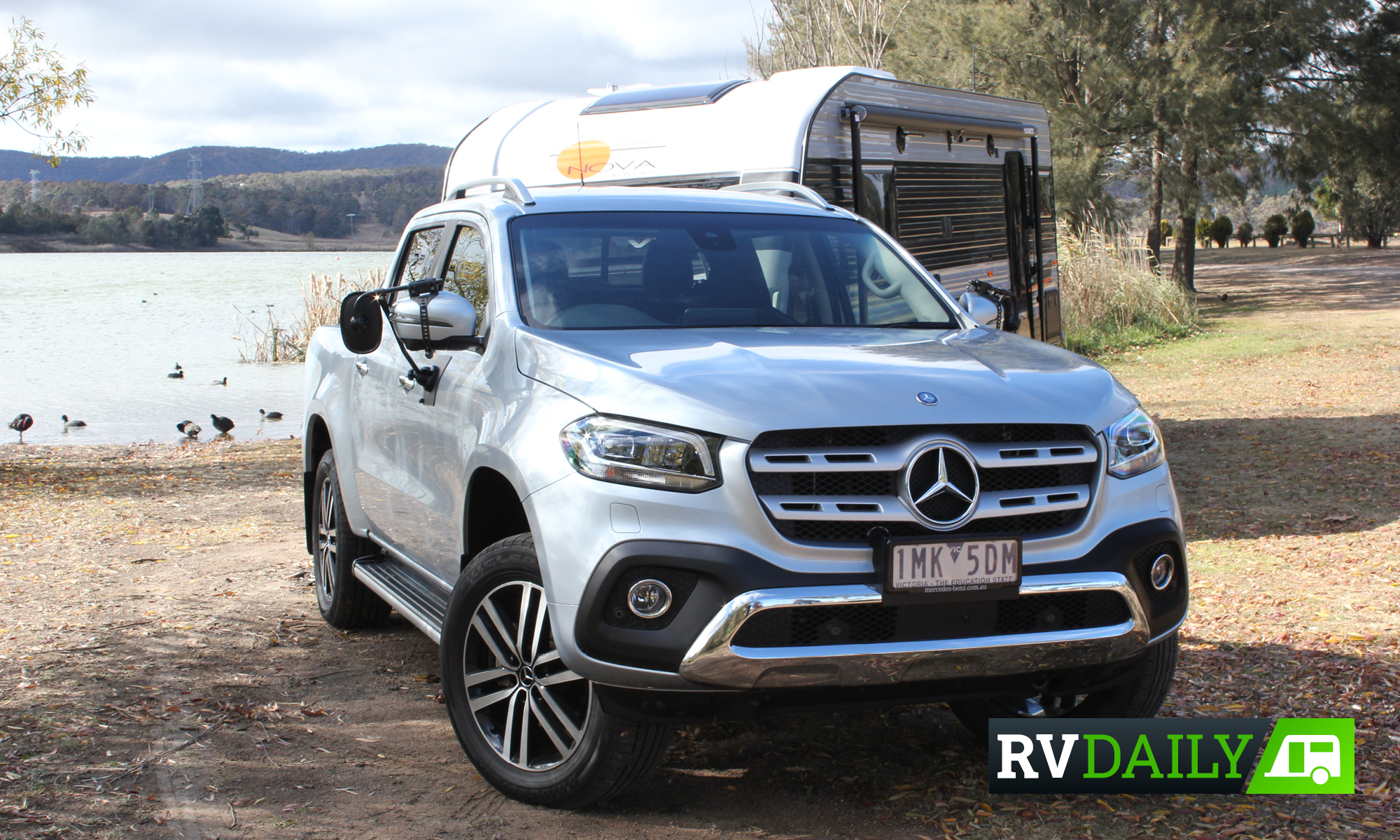 New Mercedes ute scores an X in our tow test