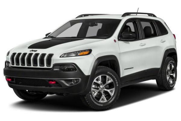 KL Jeep Cherokee Recall