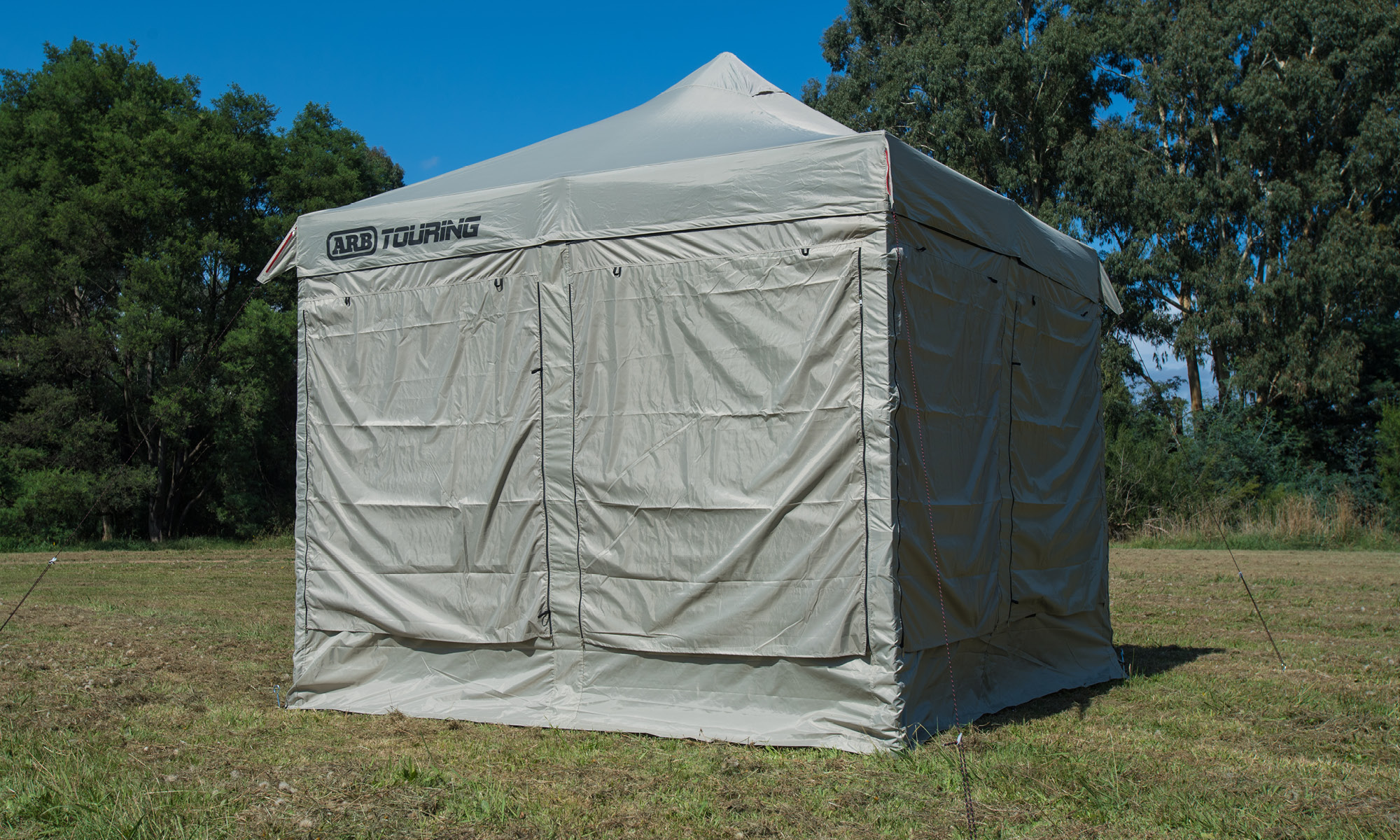 ARB's Track Shelter Series II