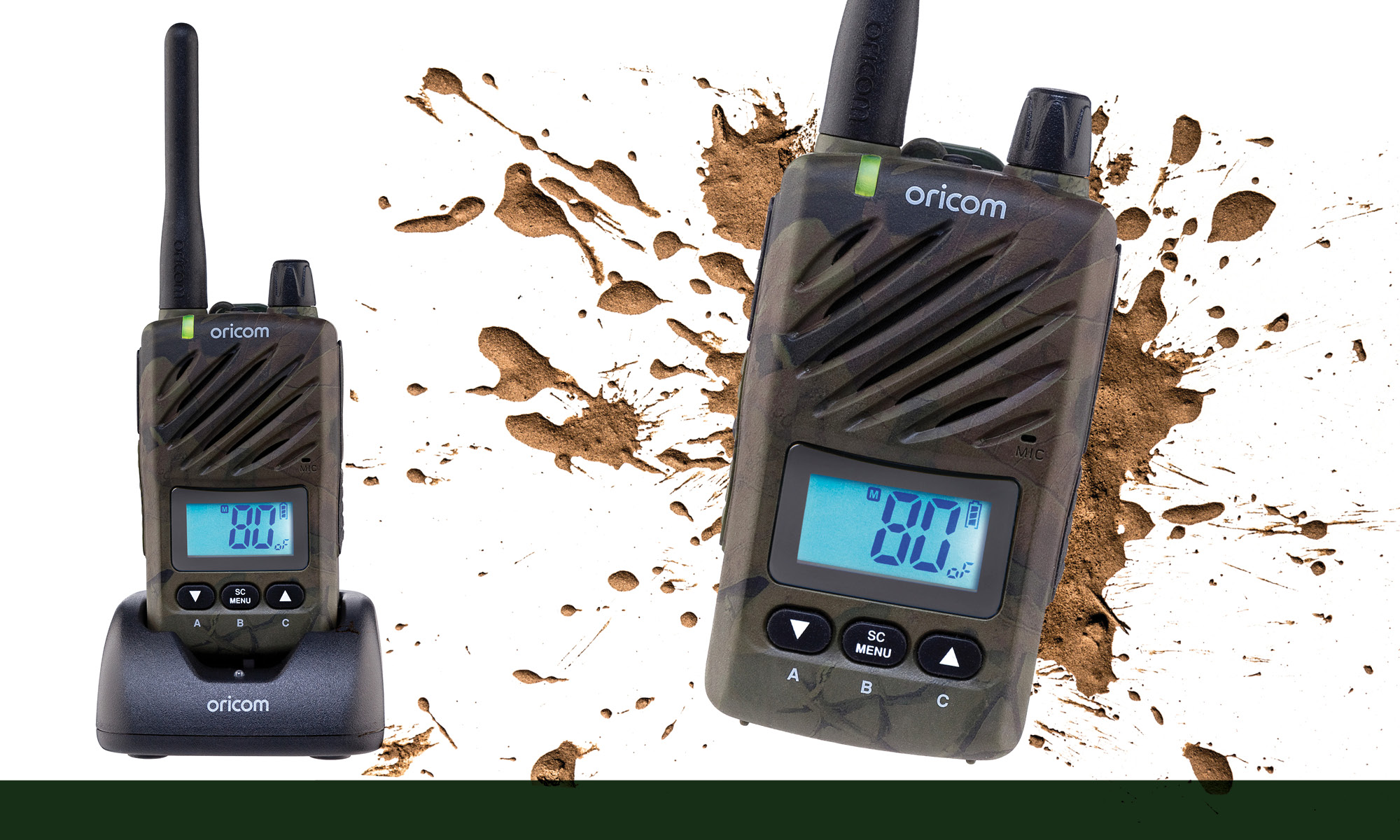 WIN AN ORICOM ULTRA550 JUST IN TIME FOR FATHERS DAY!