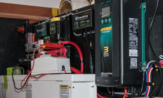 DC to AC Inverters: Where the magic happens!