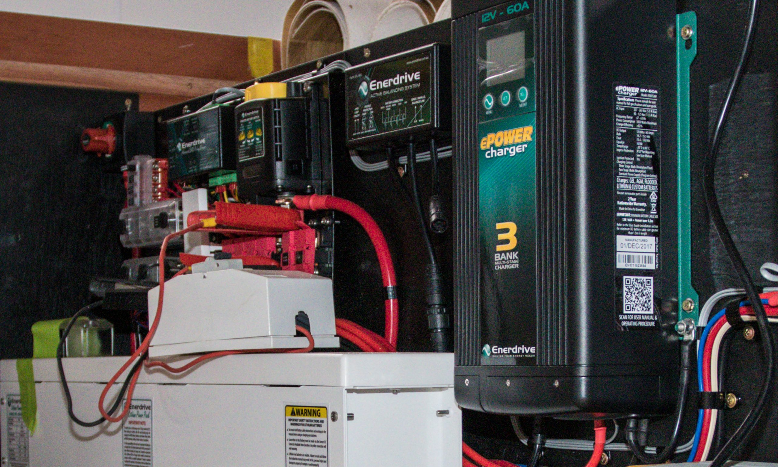 The Springers Solar guide to 12V electrics: Lithium batteries
