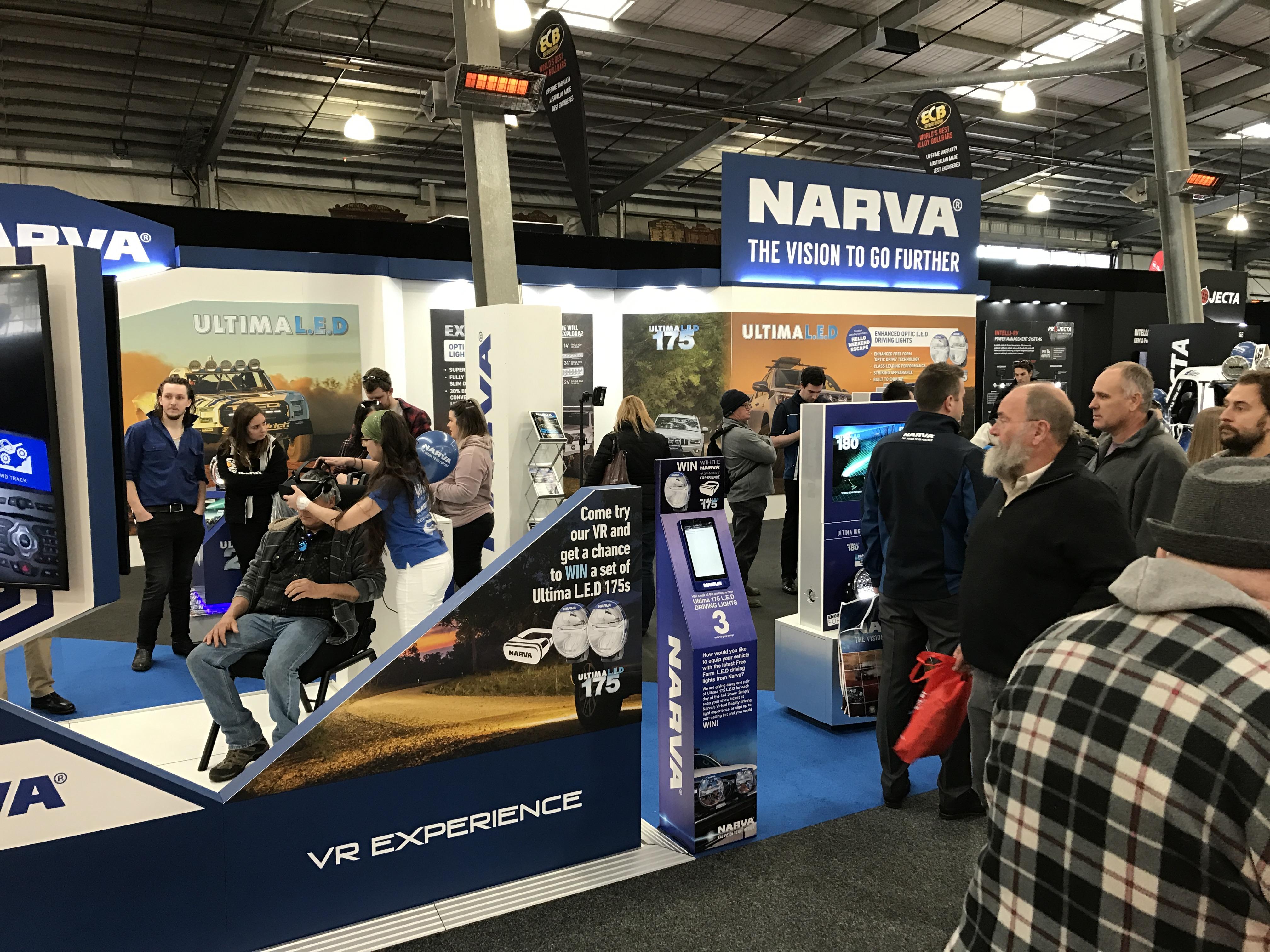 Narva's Virtual Reality Experience Wins Big!