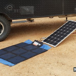 Caravan solar: You're doing it wrong!