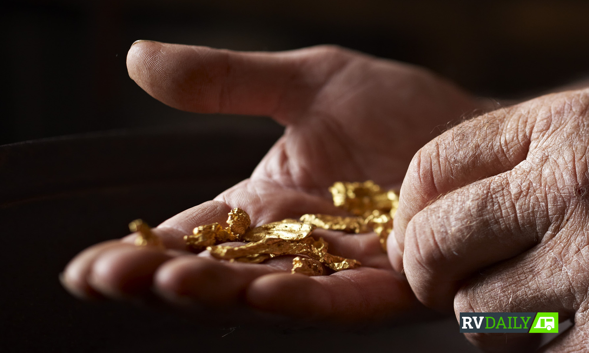 Gold in WA: A Treasure Hunters' Guide
