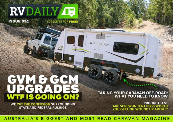 ISSUE 045 – Why a smoke alarm in your caravan isn't enough
