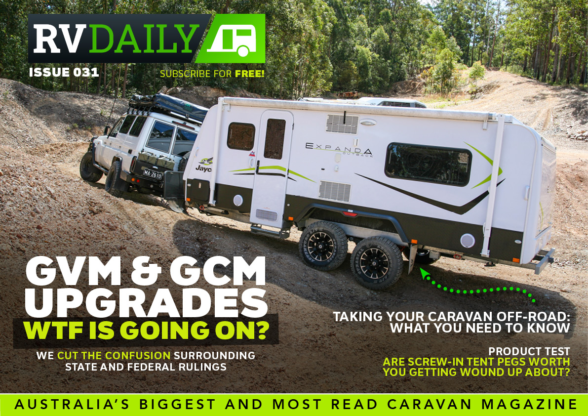 ISSUE 031 – GVM & GCM upgrades, WTF is going on?