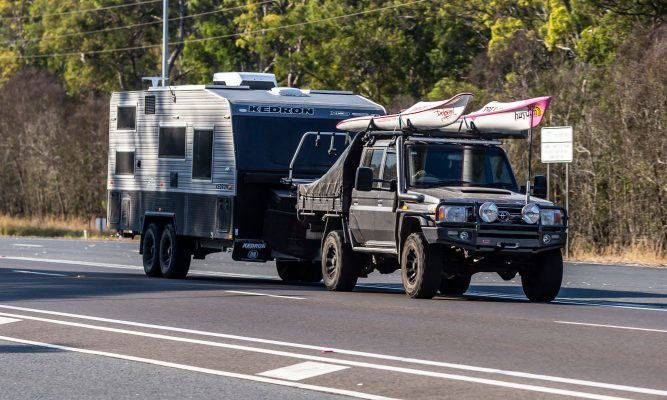 NSW to trial rest area parking restrictions