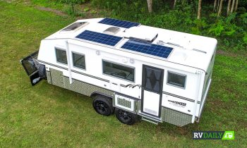 How to pick the best solar panel for your RV