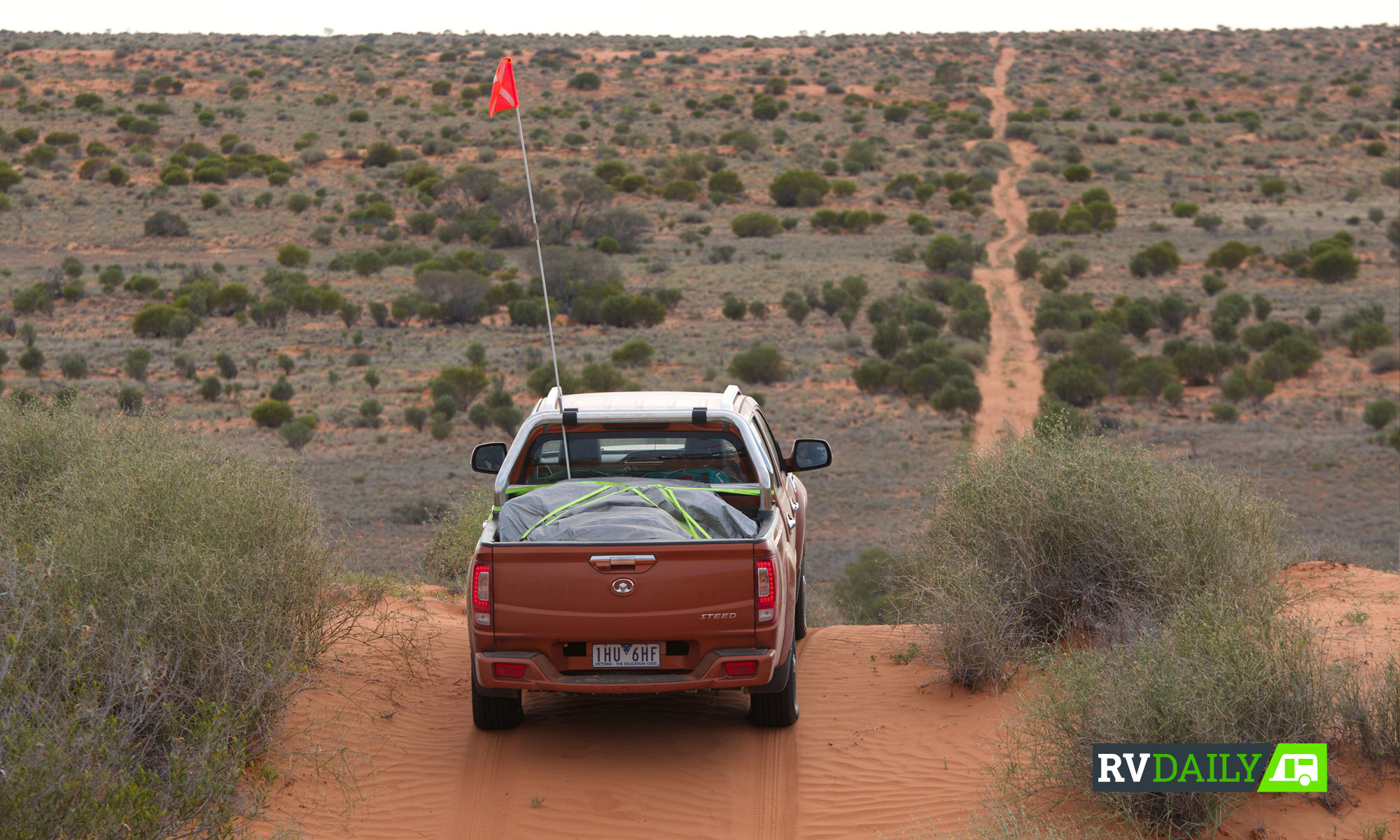 A dual-cab ute for less than $20K