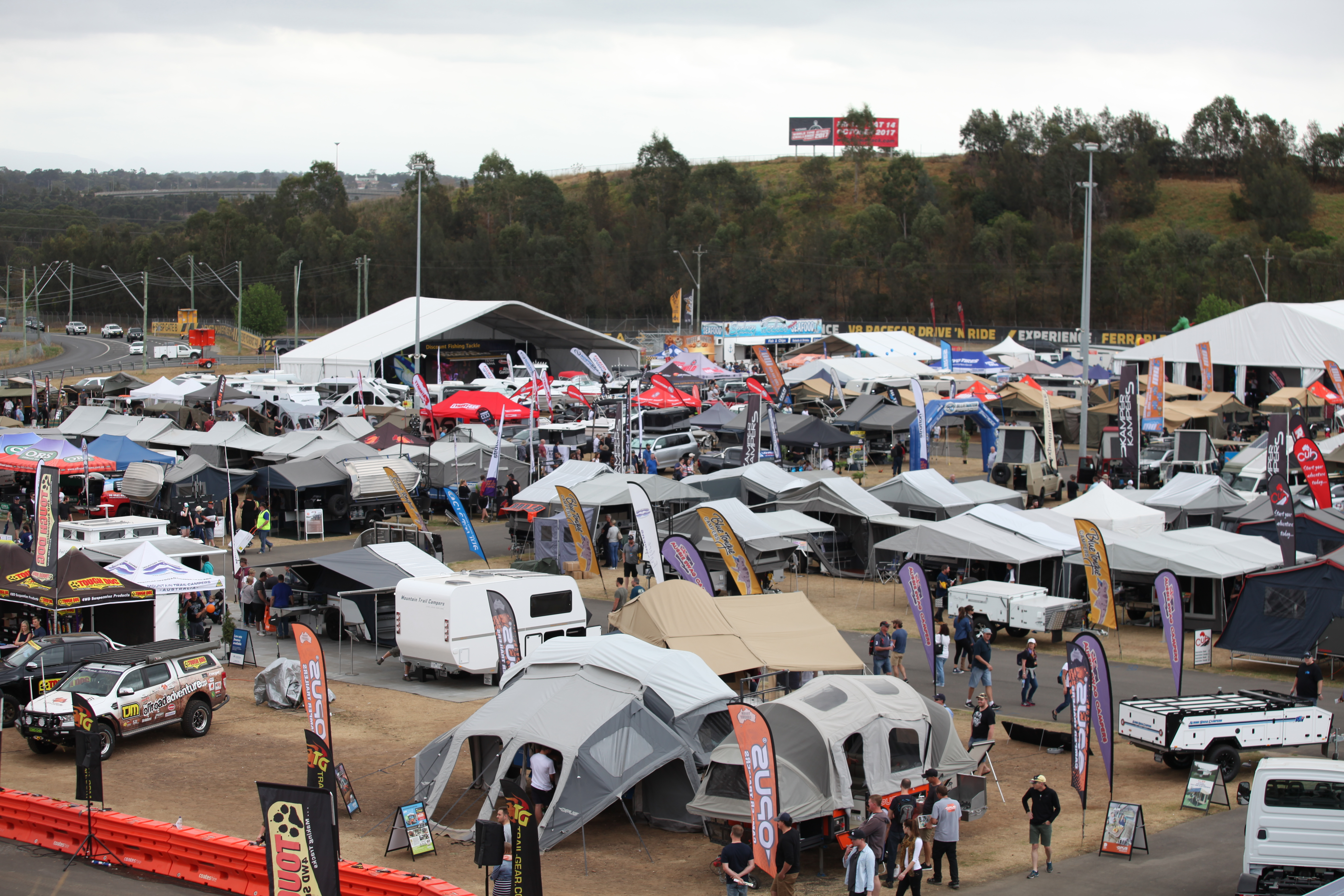 Sydney 4WD and Adventure show is next weekend!