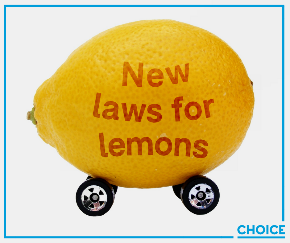 Increased redress for owners of lemon vehicles on the horizon