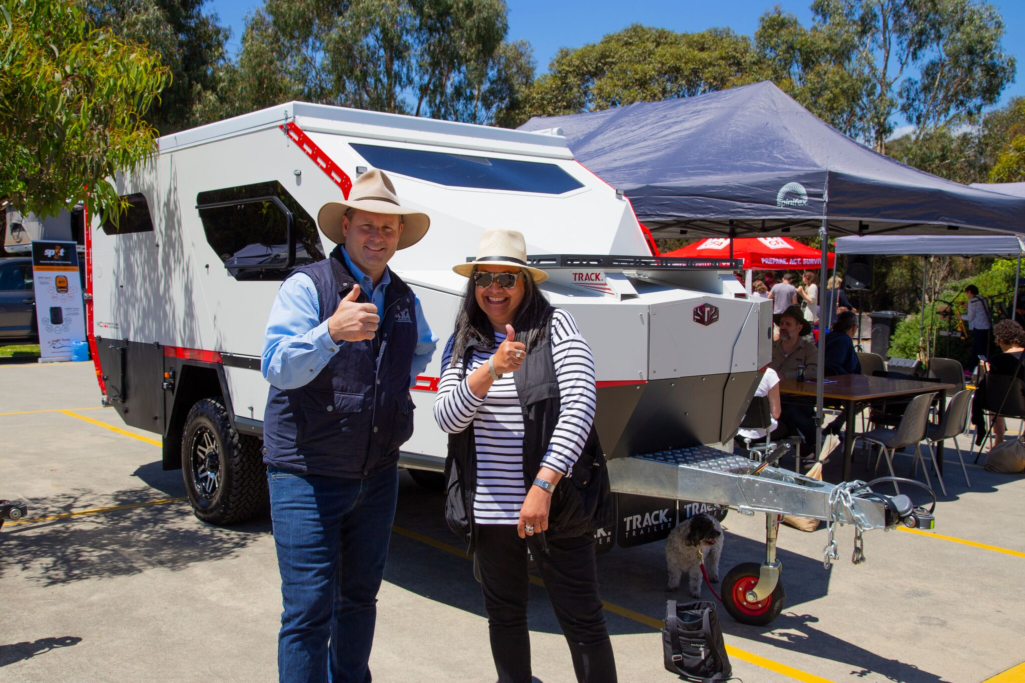 RV Daily Track Trailer $114k Giveaway winner announced!
