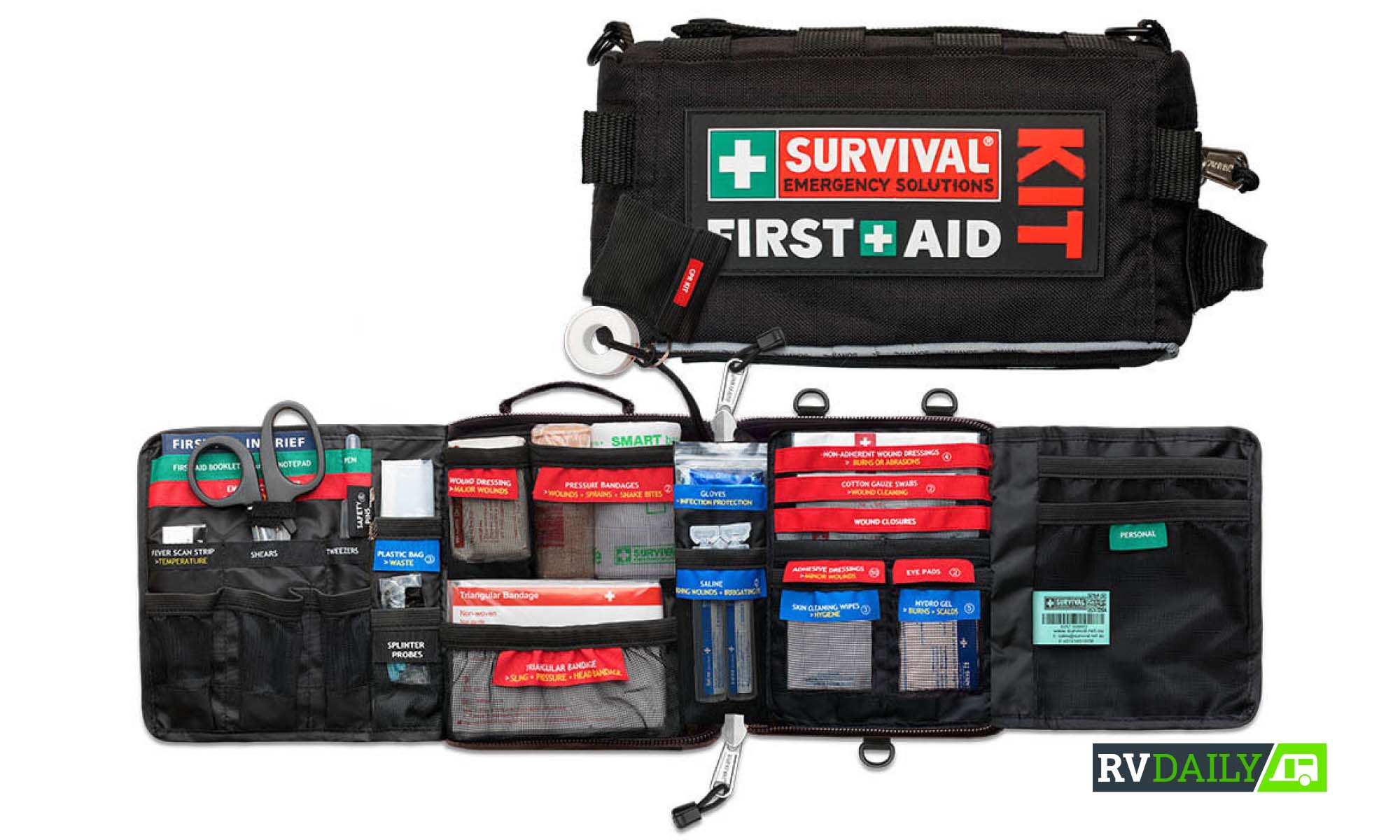 Product Review: First Aid Kit Fundamentals