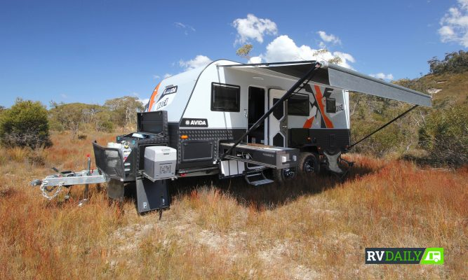 Caravan review: The Avida Rock