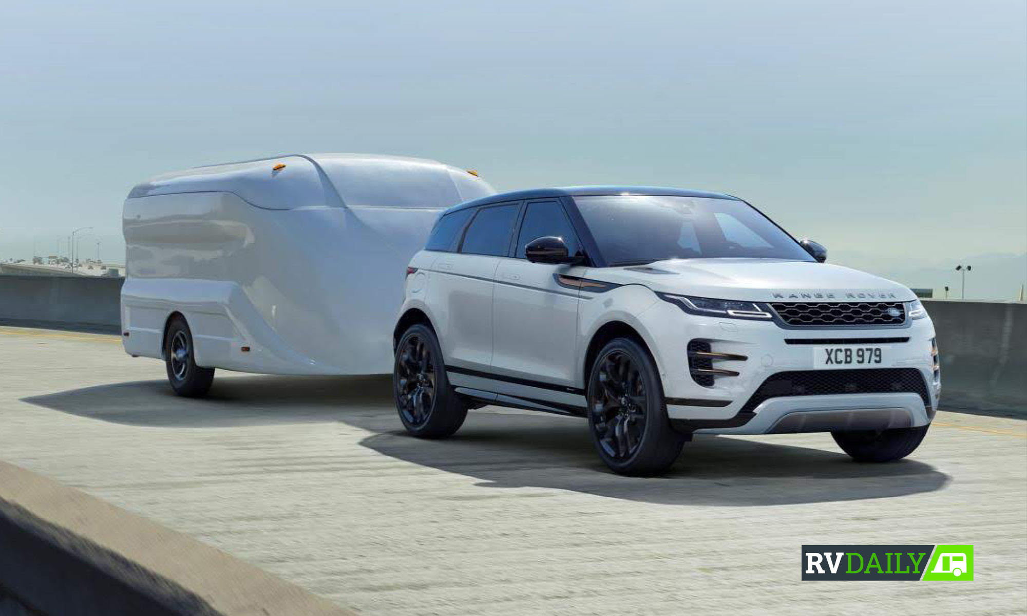 The new Range Rover Evoque will show us the future, now