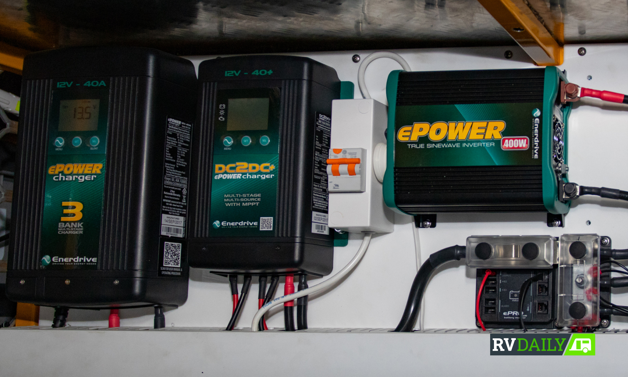 The Springers Solar Guide to 12V Electrics Part 8: Putting it all together
