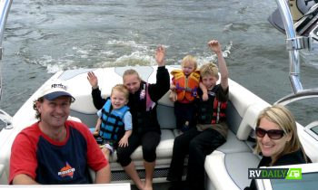Family fishing: Or how you can bond with the kids and stay sane!