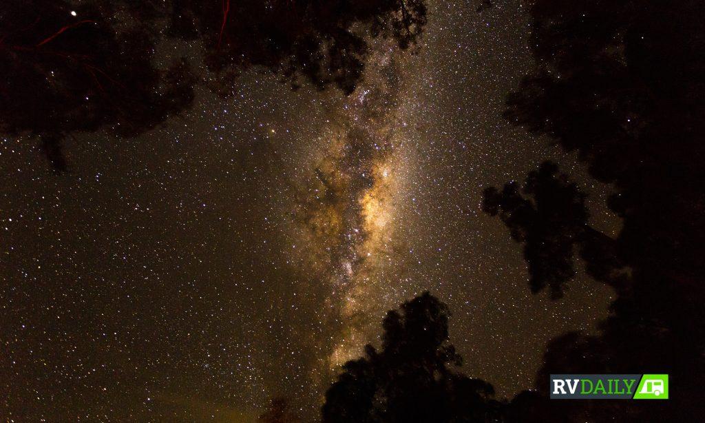 Milky Way boredom blaster