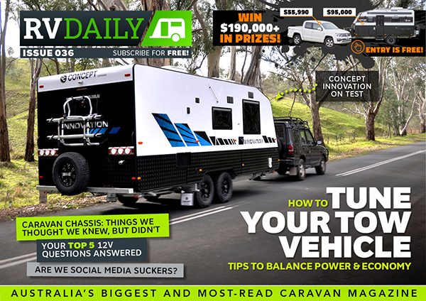 ISSUE 036 – How to tune your tow vehicle