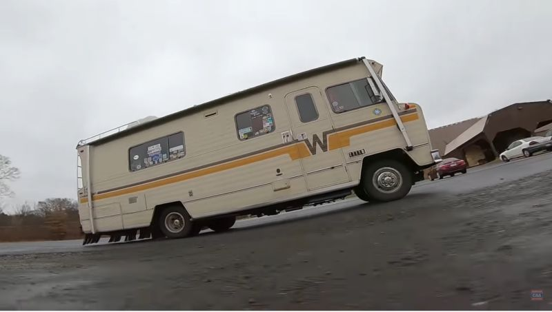 TURBO LS-POWERED WINNEBAGO LAUNCHED