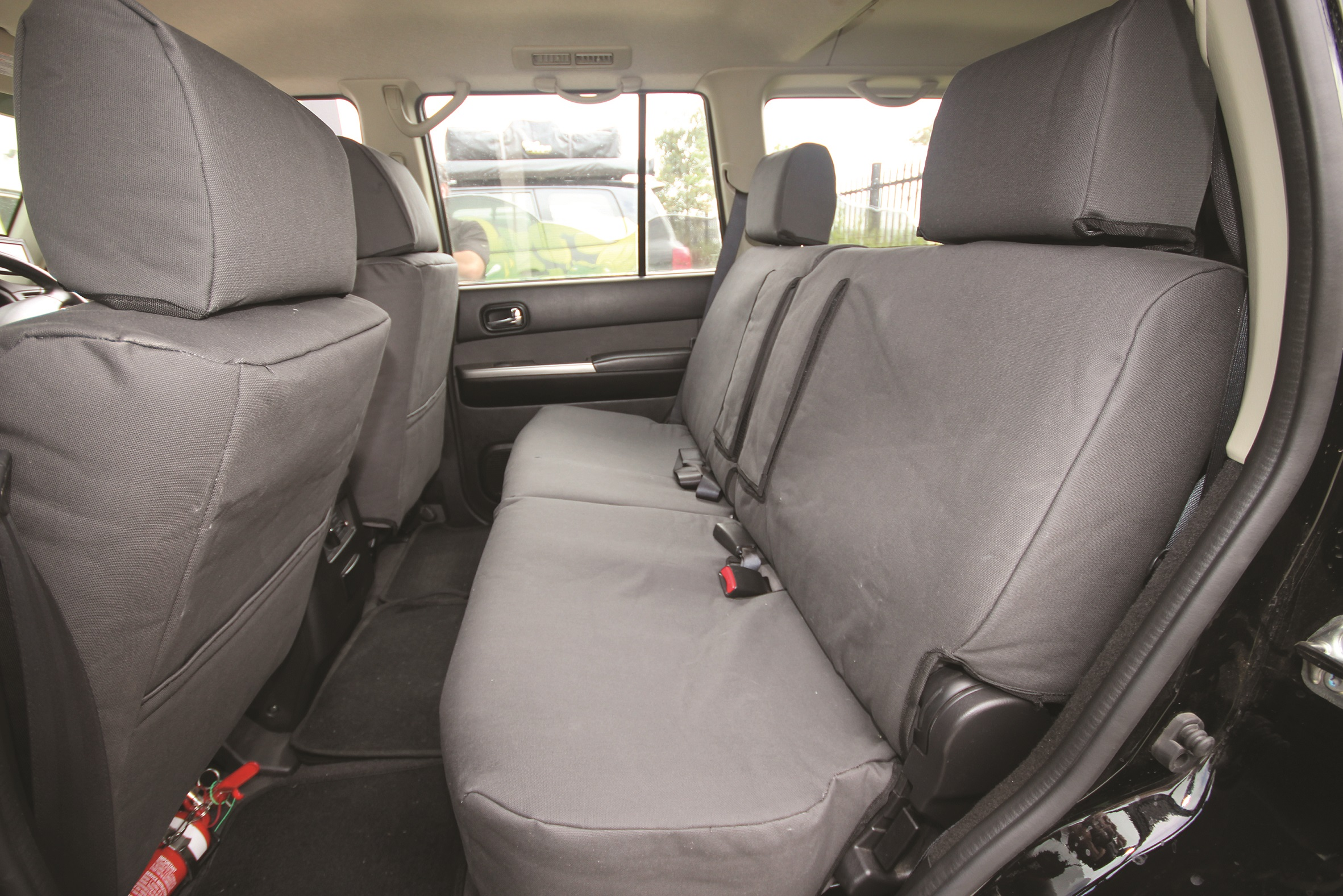 Ironman 4×4 Canvas Tailor Made Seat Covers