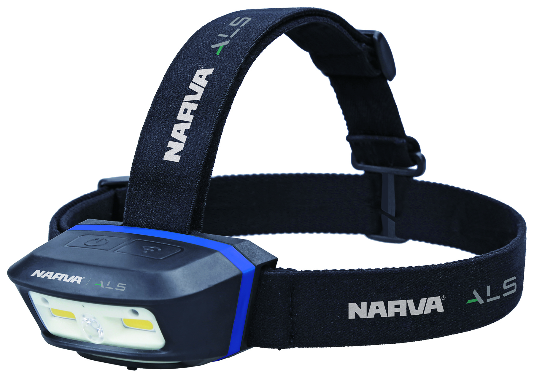 NARVA ALS Rechargeable LED Head Torch Range
