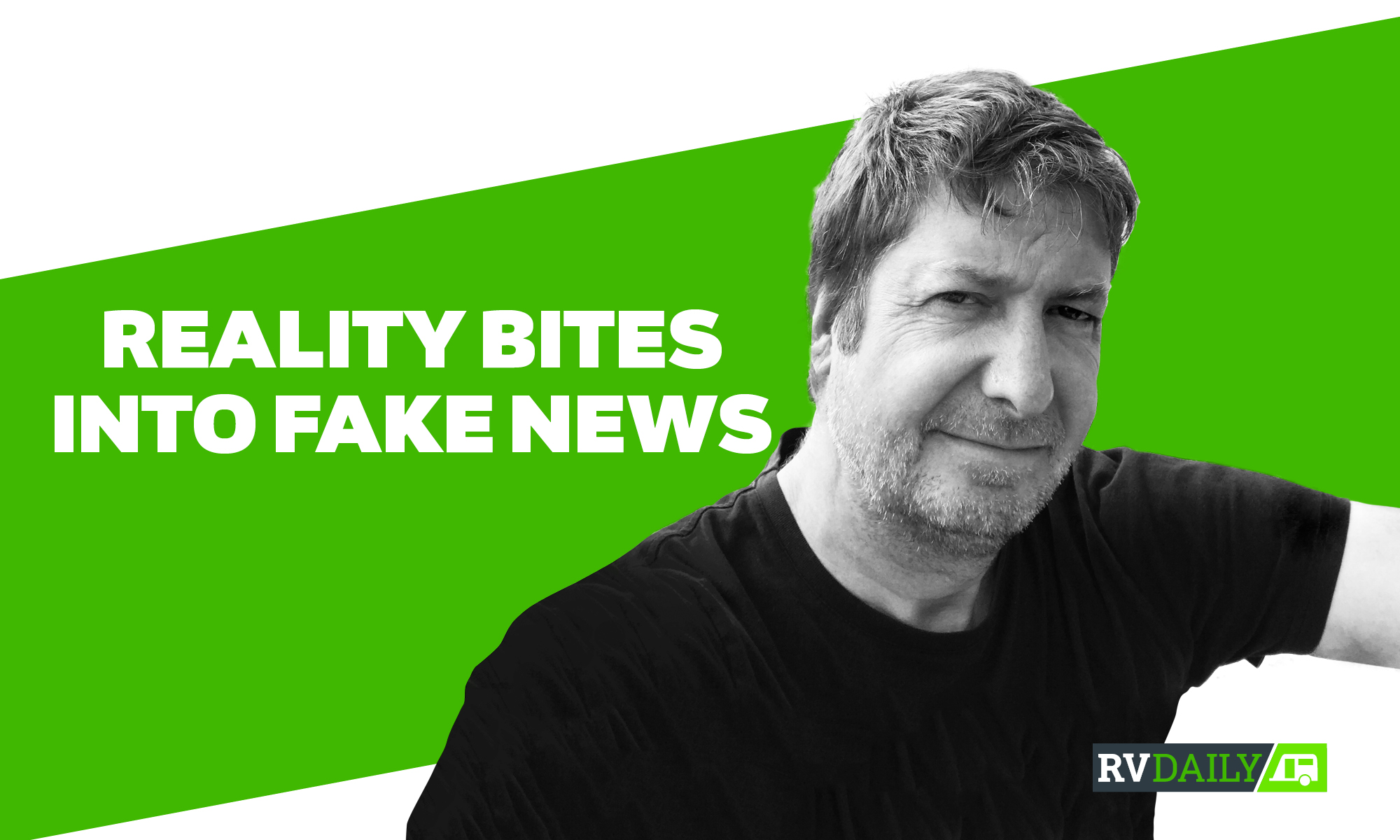 Reality bites into fake news
