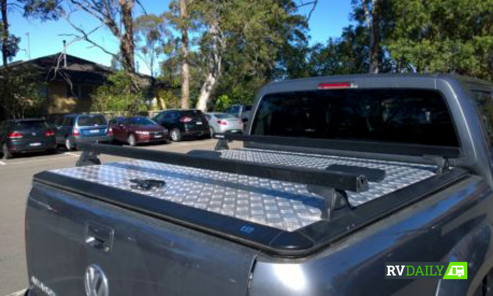 Dust busters: Is it possible to keep a dual-cab ute tray dust-free?