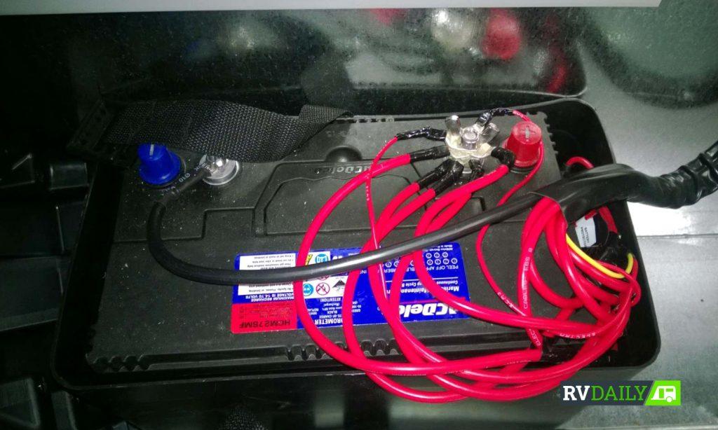 electrical disaster, bad wiring