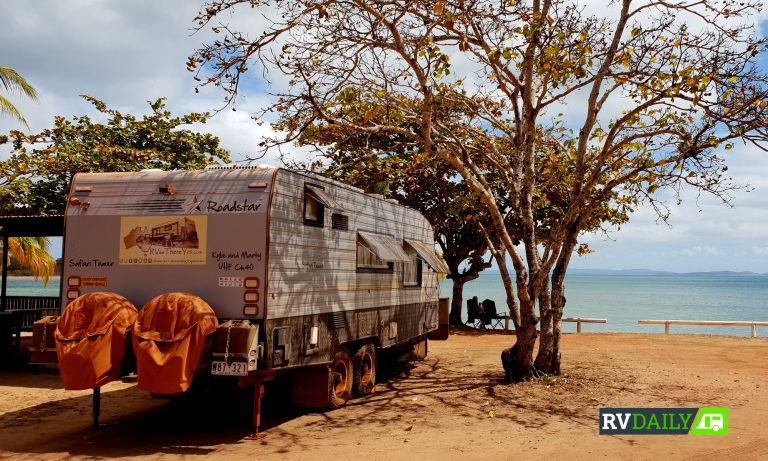 The four 'Ps' of planning a long-term caravan trip