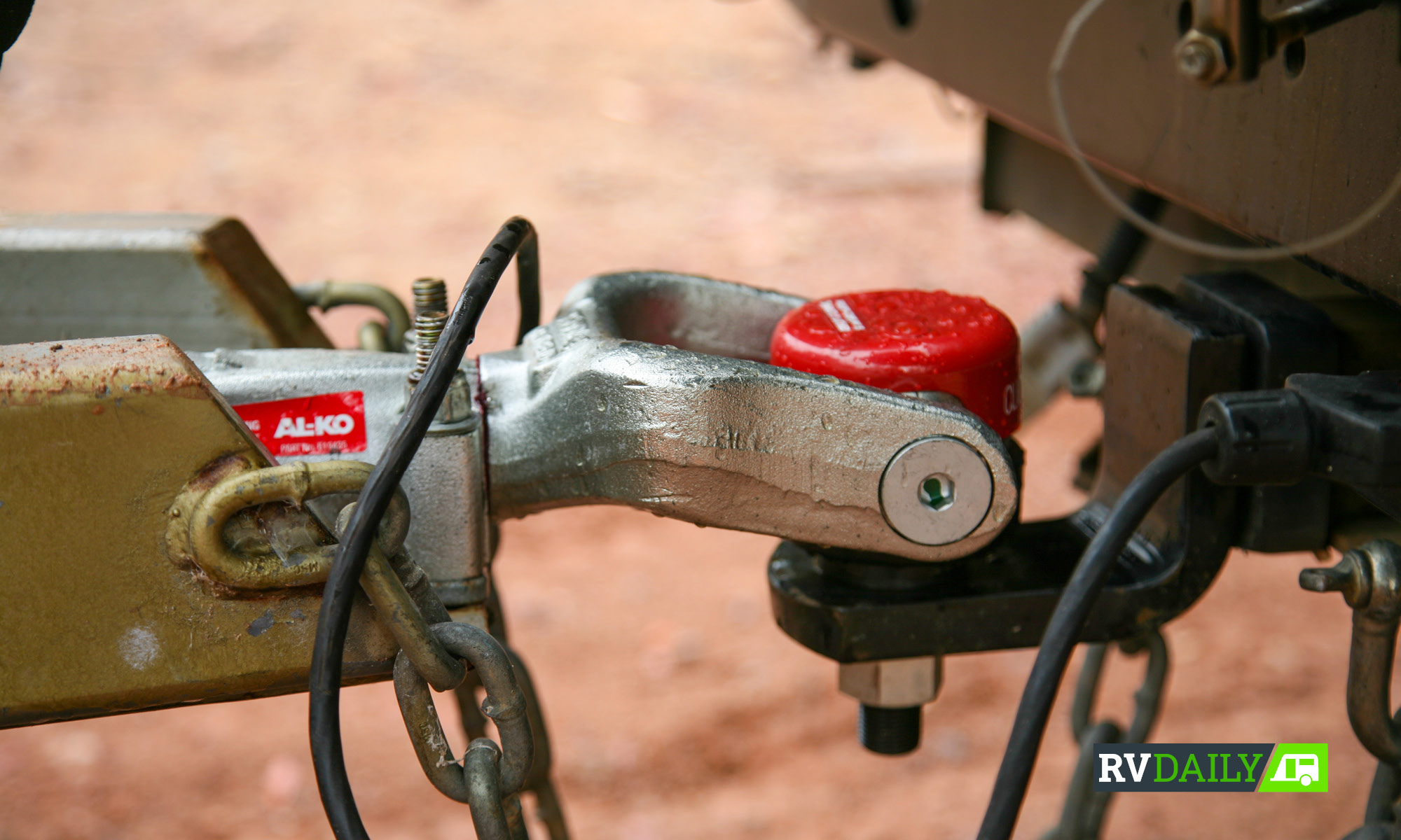 AL-KO: We have changed the off-road hitch game