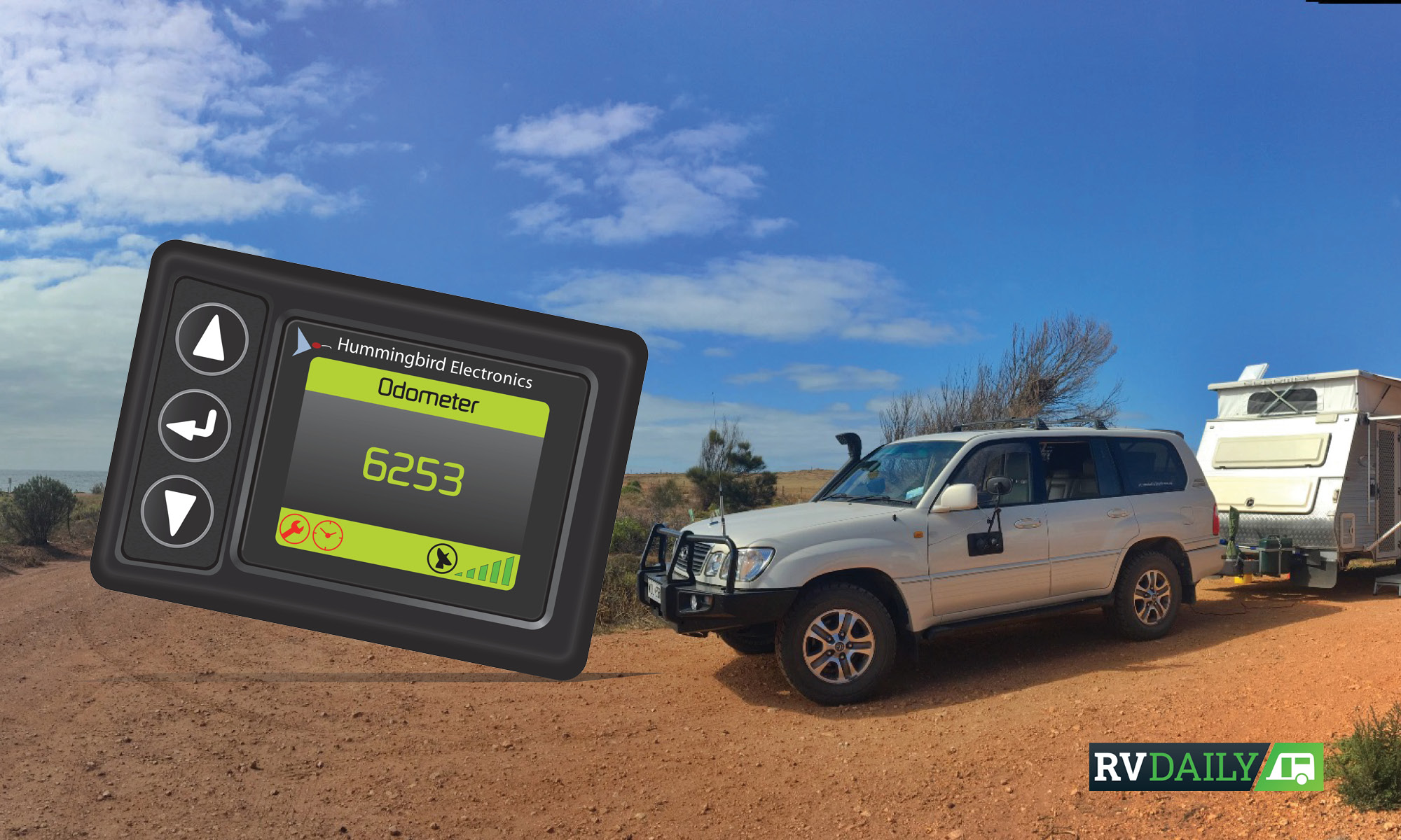 Should an odometer be fitted to every caravan?