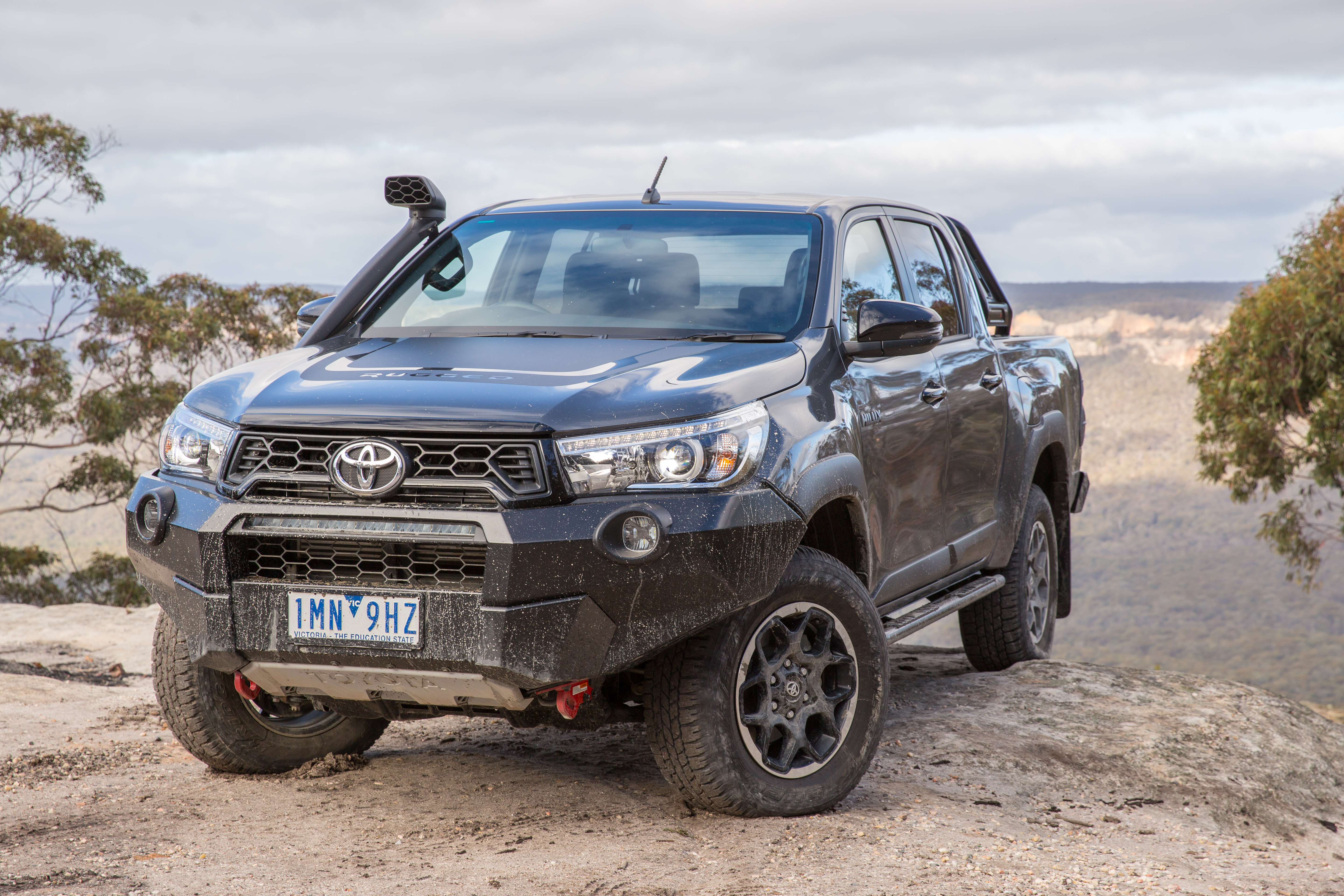 Is Toyota looking to AdBlue to address its diesel issues