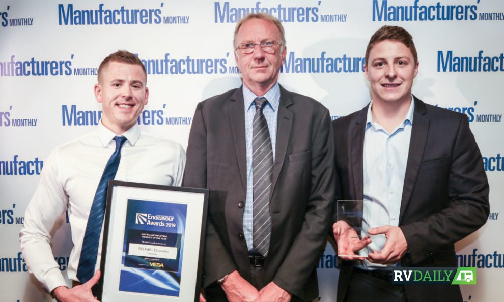 Redarc's RedVision now has three awards under its belt