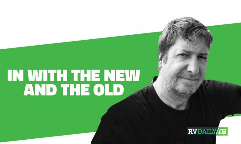 Ed's Letter: In with the new and the old