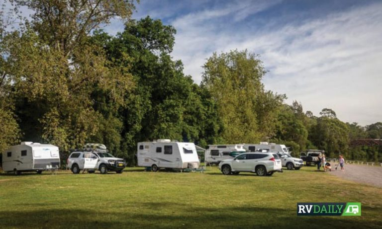 Can the closure of a caravan park be a good thing?