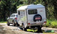 Reviewed: AOR Sierra ZR camper trailer