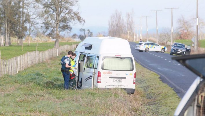 Australian man shot dead in campervan attack in New Zealand