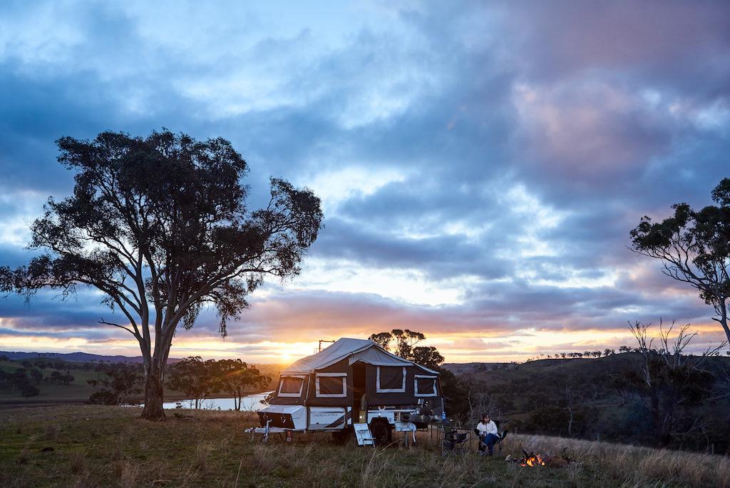 Caravan Weekend Trip