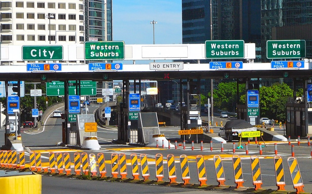 Reclassification of caravan tolls petition launched