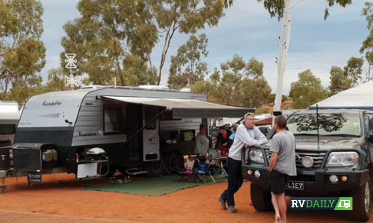 The caravan park survival guide