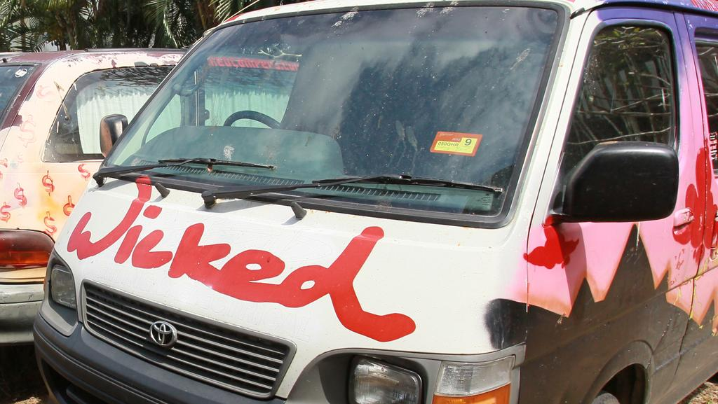Victorian Government Declares War on Wicked Campers