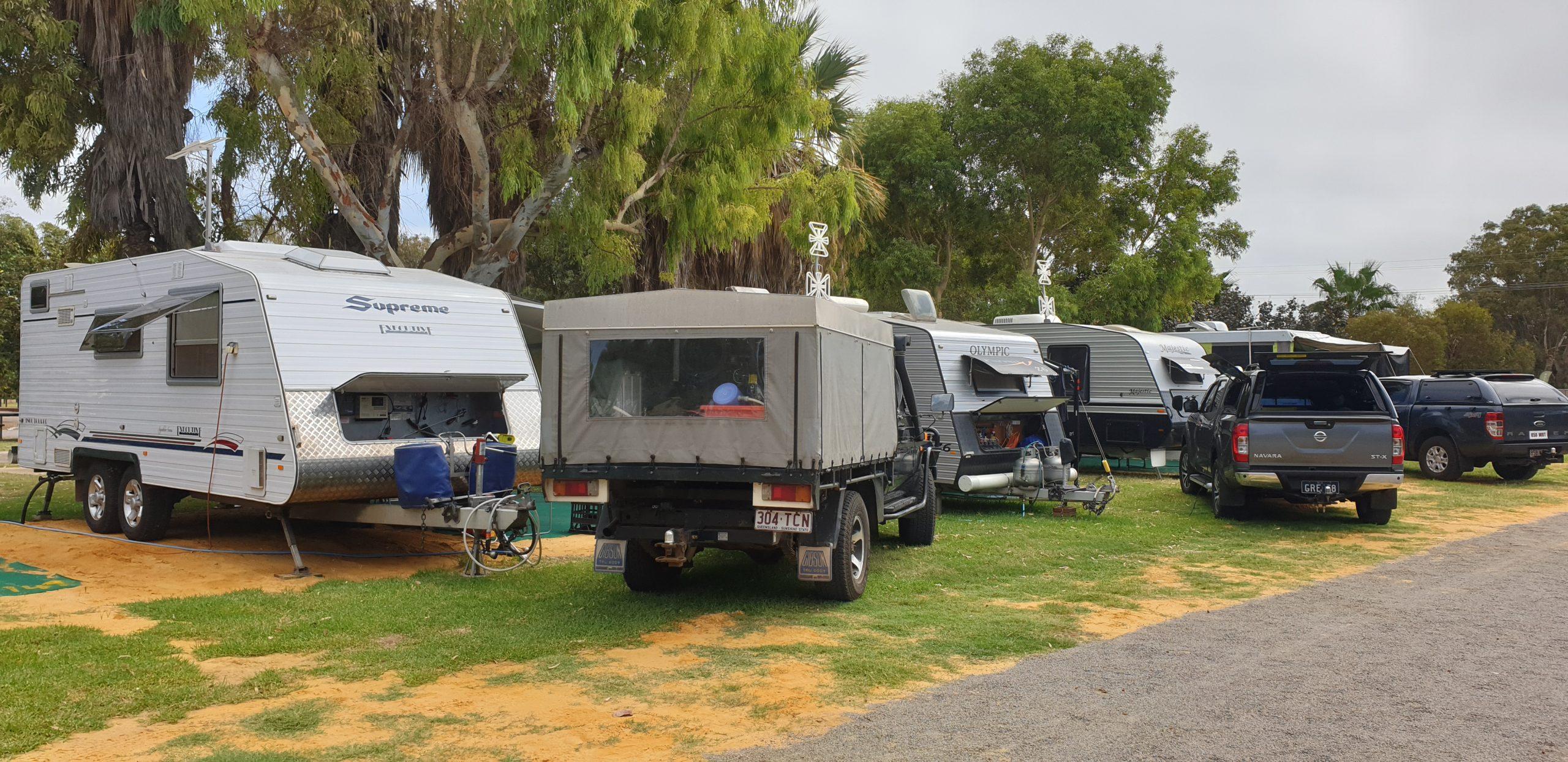 campsite space
