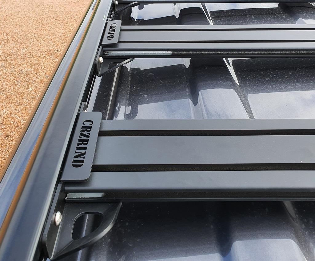 CRZR IND roof rack details