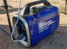 MechPro 800 watt Inverter Generator – Unboxing and Setup