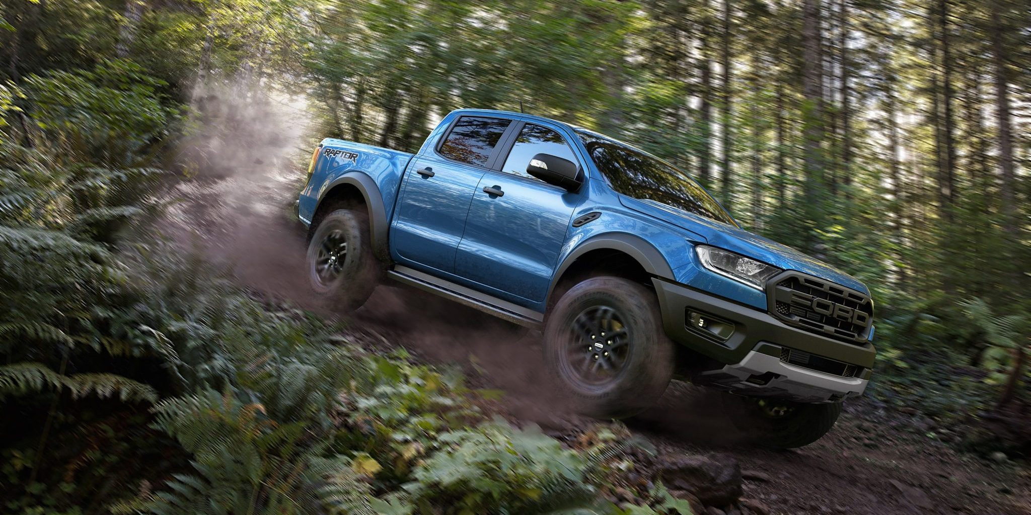 Updates to the Ford Ranger Raptor and Wildtrak models