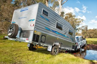 The facts behind caravan suspension