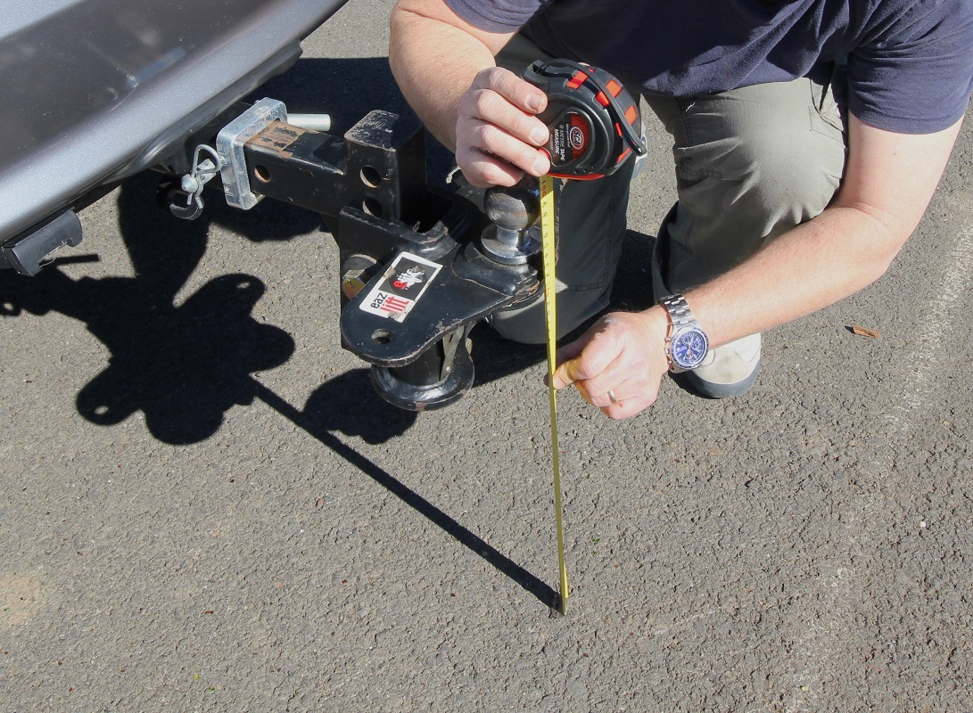 3 Check Hitch Height You Need To Raise The Towball Plate On The Tongue By 3mm Per 45kg Of Tbm