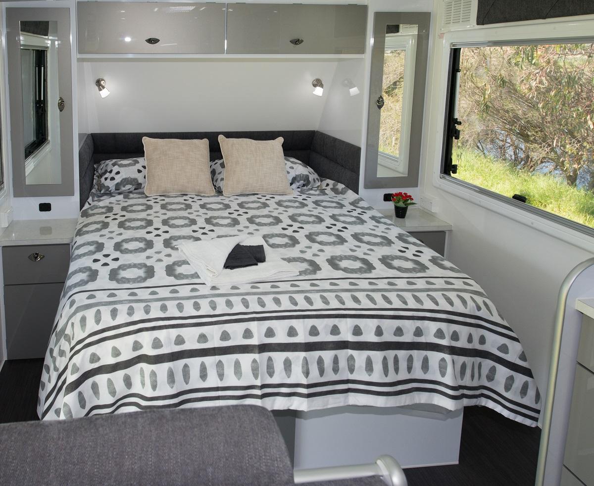 Amaroo Hornet bedroom